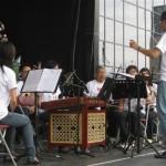 Conducting Toronto Chinese Orchestra at Mississauga Chinese Arts Festival 2010